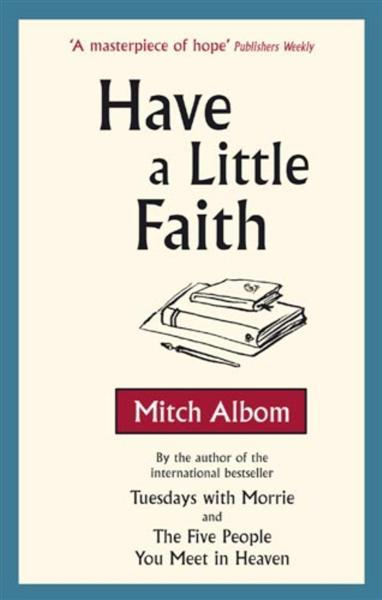 BookWorm: Have A Little Faith