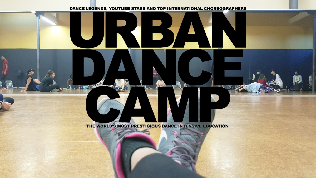 URBAN DANCE CAMP 2016